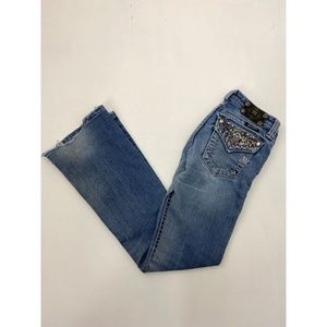 Miiss me gues Kids Girl Jeans Blue Size 10